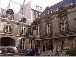 Restaurant Rue Sainte Croix De La Bretonnerie  Paris