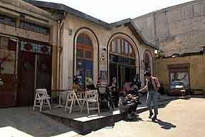 20e gambetta charonne - Gare routiere porte de bagnolet ...