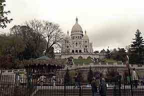 18e montmartre - Place saint pierre paris ...