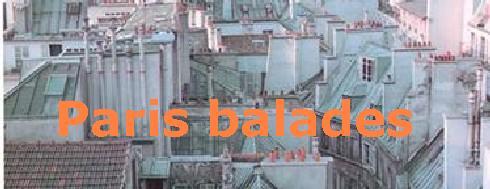 ballades paris
